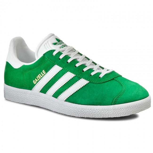 Chaussures Gazelle adidas Gazelle Chaussures BB5477 Vert Blanc Ormt Baskets Low 2e1c72