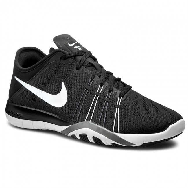 3729aaf25d3f Shoes NIKE - Free Tr 6 833413 001 Black White Cool Grey - Fitness ...