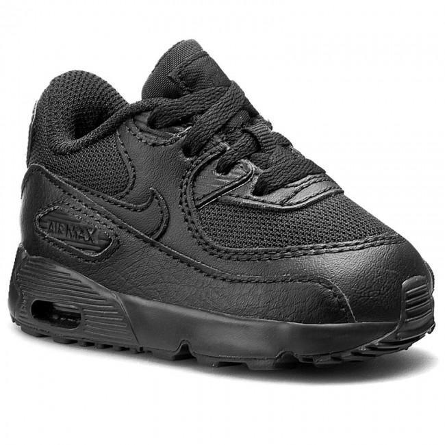 cec051463b3 Shoes NIKE - Air Max 90 Mesh (TD) 833422 001 Black/Black - Laced ...