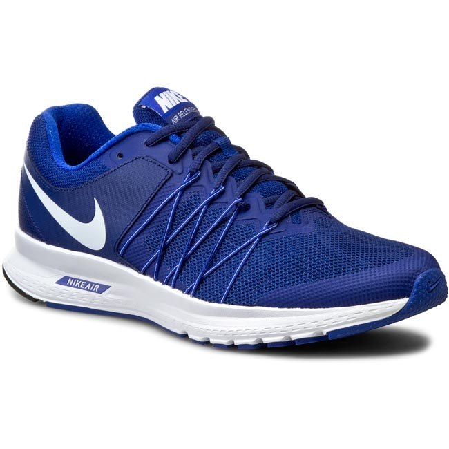 Shoes NIKE  Air Relentless 6 843836 400 Deep Royal Blue White Rcr Blue