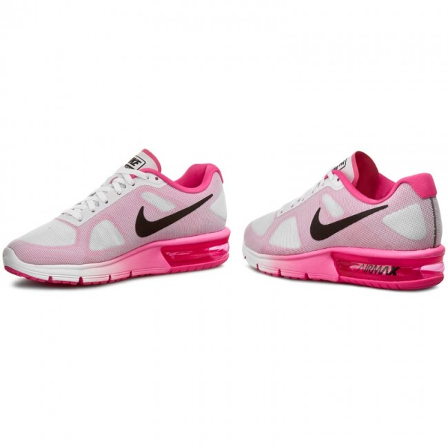 f02a2e4be2 Shoes NIKE - Air Max Sequent 719916 106 White/Black/Pink Blast ...