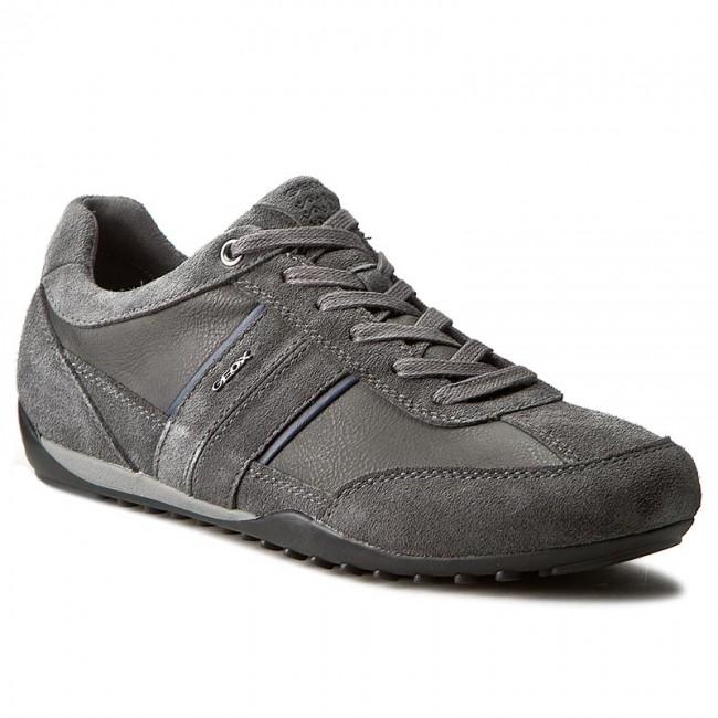 Sneakers GEOX - U Wells C U52T5C 022ME C9002 C.Szary