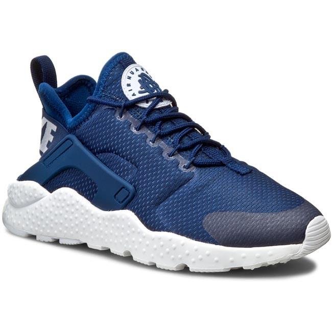 Shoes NIKE - W Air Huarache Run Ultra 819151 401 Coastal Blue/White