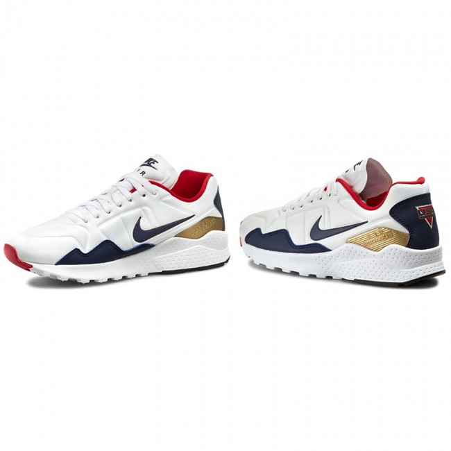 938685d63e15ab Shoes NIKE - Air Zoom Pegasus 92 844652 100 White Midnight Navy Mtllc Gold
