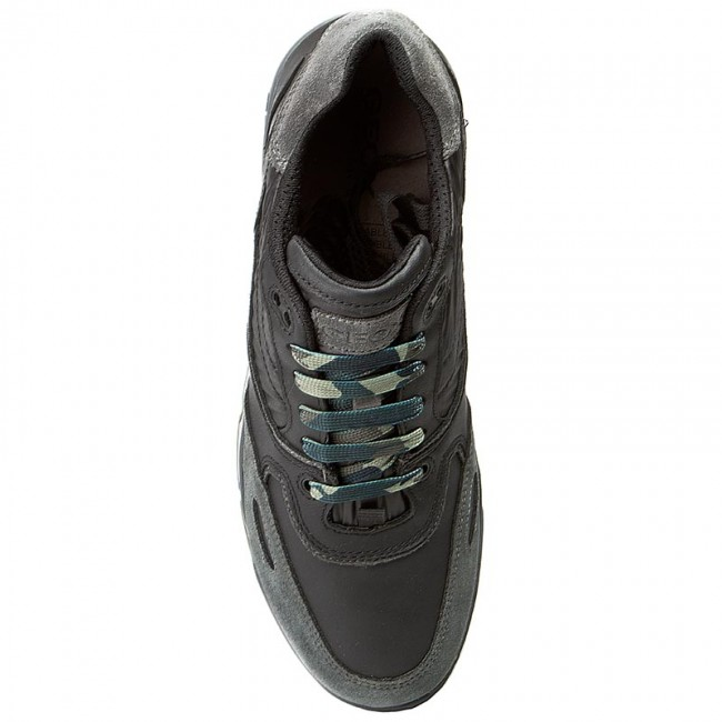 Sneakers GEOX - U Sandro B Abx A U44S7A 022FU C9270 Czarny Antracyt -  Sneakers - Low shoes - Men s shoes - www.efootwear.eu 4c12eb30c46