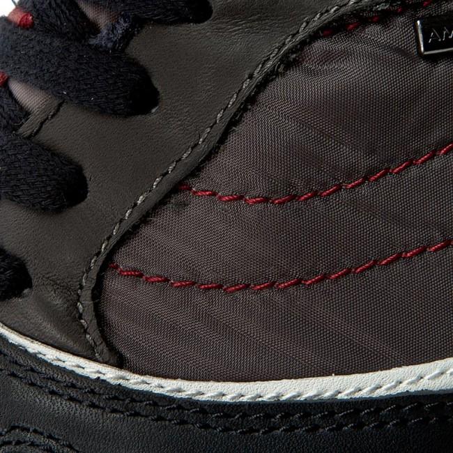 Sneakers GEOX U Sandro B Abx A U44S7A 022FU CF49A NavyAnthracite