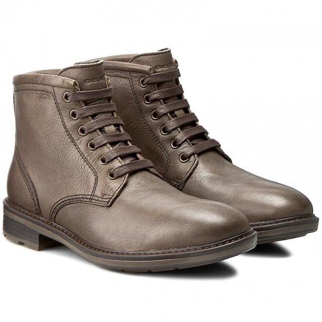 Boots GEOX U Rickmove C U641YC 00046 C6009 Kawowy