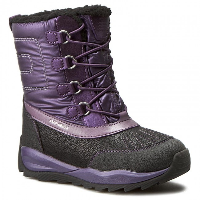 56201319ccc Snow Boots GEOX - J Orizont B G. Abx E J642BE 0FU50 C8015 Fiolet ...