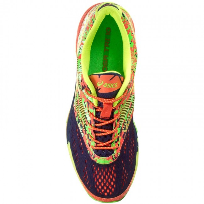 asics gel noosa tri 10 flash coral