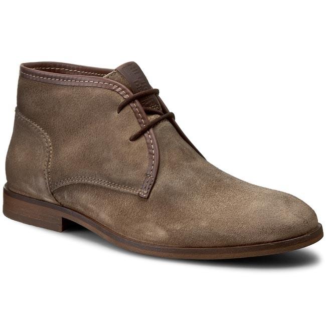 c616308fb27222 Boots TOMMY HILFIGER - Jack 2B EM56820592 Timberwolf 248 - Casual ...