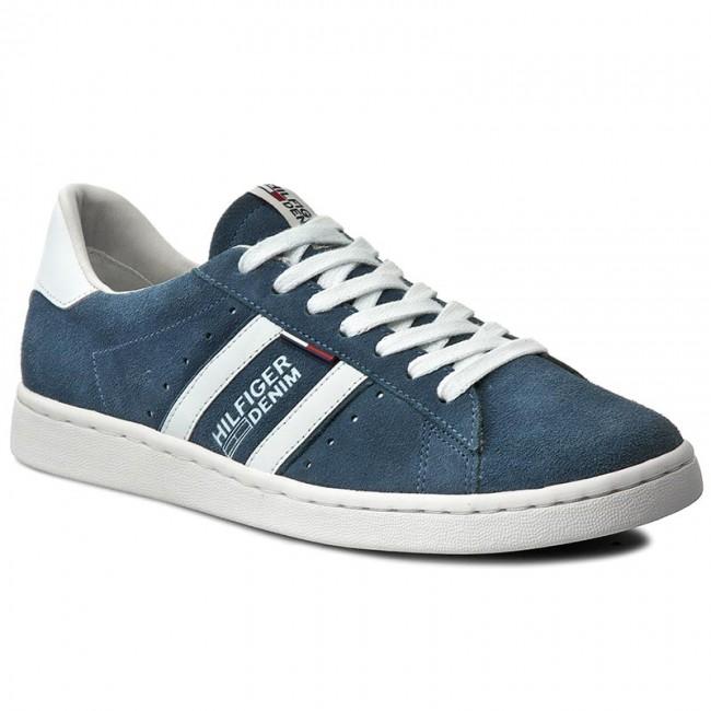 91fea1af499e Sneakers TOMMY HILFIGER - DENIM Sullivan 4B EM56820806 Jeans 982 ...
