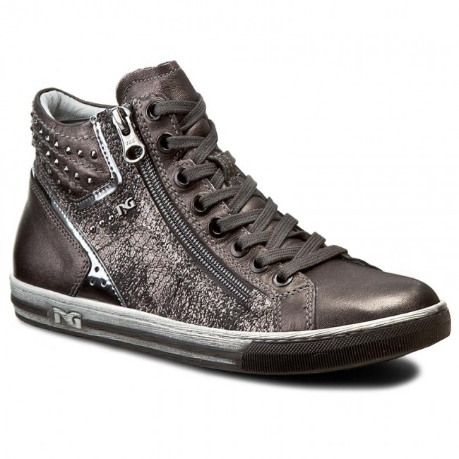 Sneakers NERO GIARDINI - A616040D Old Iron Grigio 105