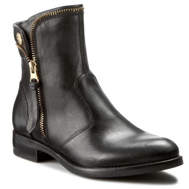Boots NERO GIARDINI - A616142D Sagar Deco Nero 100