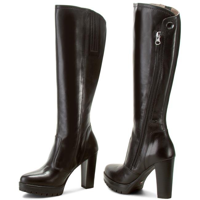 Knee High Boots NERO GIARDINI - A616422D Caracas Nero 100
