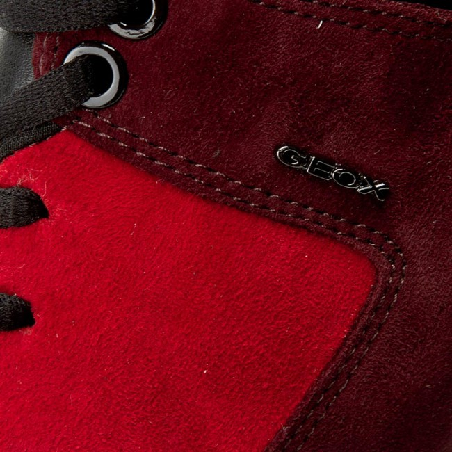 05512dc6879 Shoes GEOX - D Sfinge A D642NA 00021 C7M7J Dk Red/Dk Burgundy ...