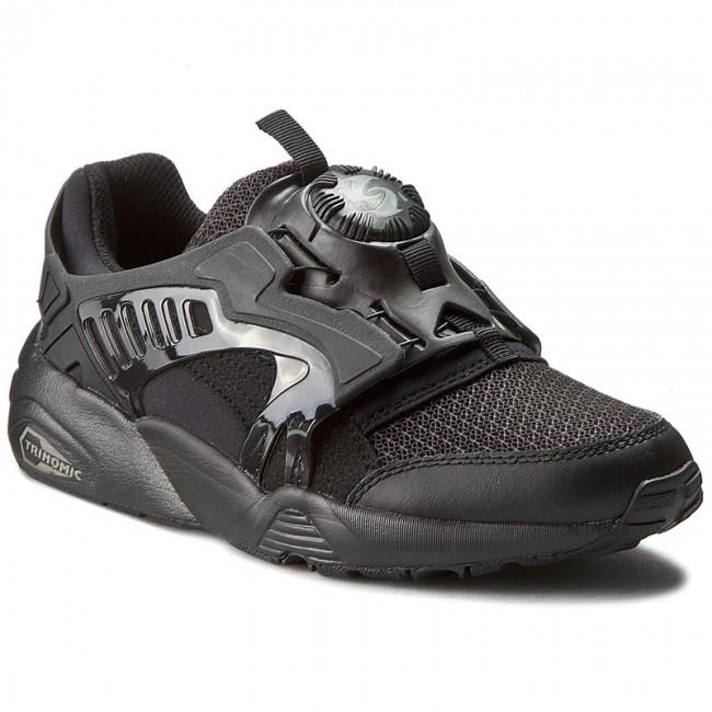 Sneakers PUMA - Disc Blaze CT 362040 02 Black - Flats - Low shoes ... 14d67f310