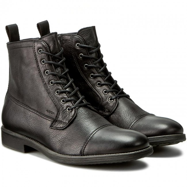 Knee High Boots GEOX U Jaylon B U54Y7B 00085 C9999 Black
