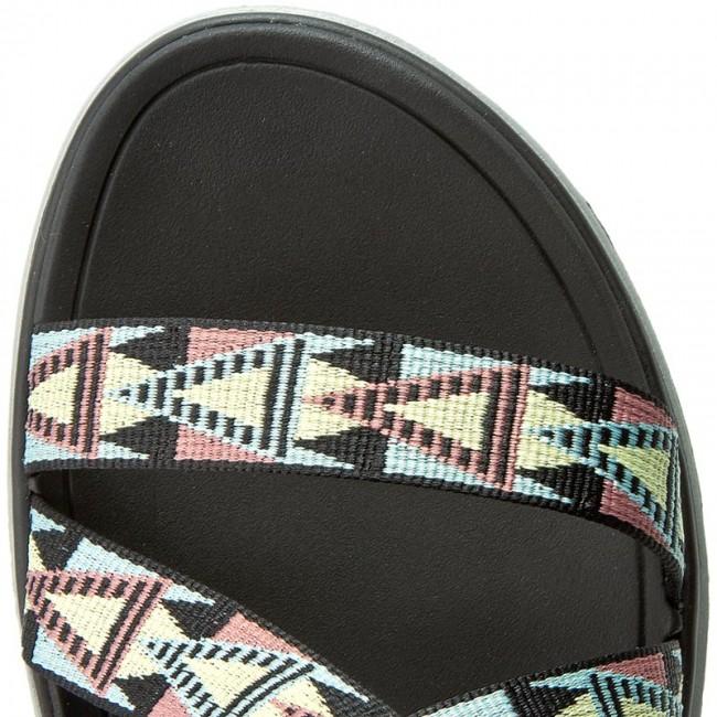 68cbcd97aeaa Sandals TEVA - W Terra Float Livia 1009807 Mosaic Black Multi - Casual  sandals - Sandals - Mules and sandals - Women s shoes - www.efootwear.eu