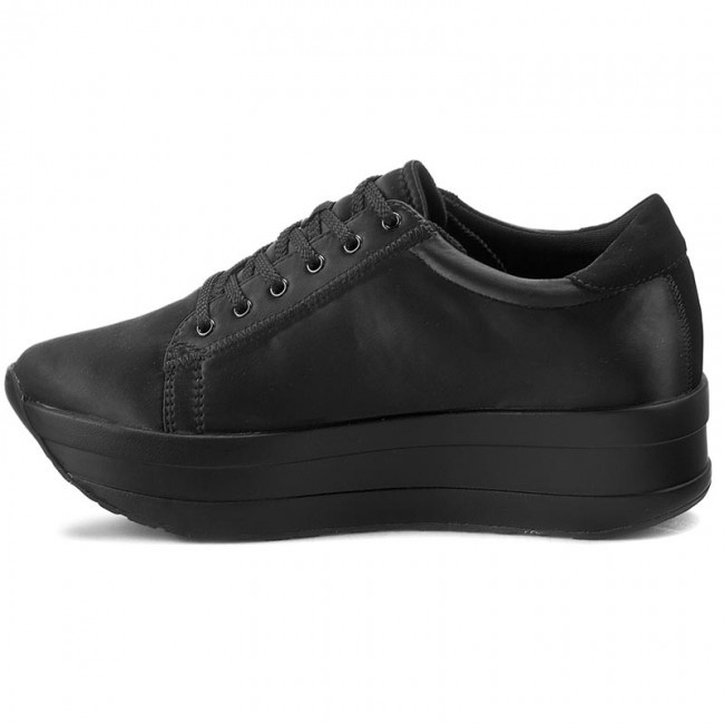 Sneakers VAGABOND - Casey 4222-085-20 Black - Wedge-heeled shoes - Low shoes  - Women s shoes - www.efootwear.eu c50505fb62