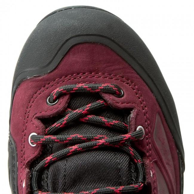 Trekker Boots SALOMON X Alp Mtn Gtx W 375946 20 G0 BlackBordeauxLotus Pink