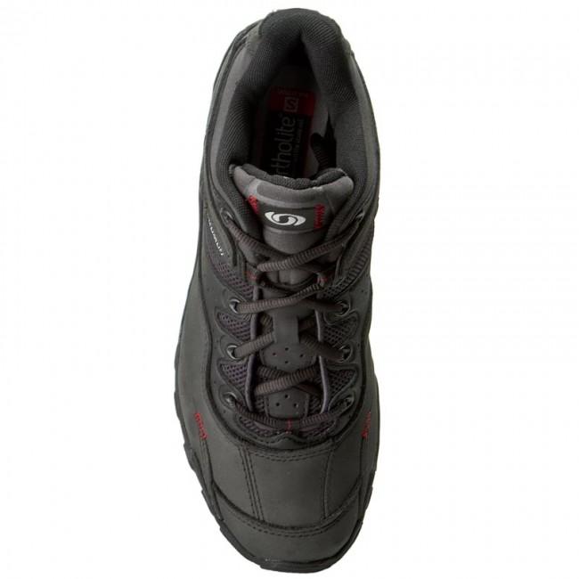 Trekker Boots SALOMON Elios 2 M 391872 27 V0 AsphaltBlackBrique X