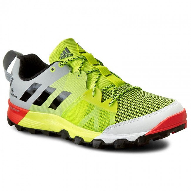 Shoes adidas - Kanadia 8 Tr M AQ5846 Syello/Cblac