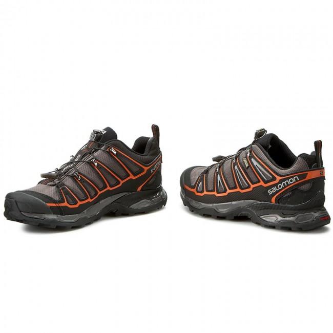 f2b6b2ce20cf Trekker Boots SALOMON - X Ultra 2 Gtx 381637 28 W0 Autobahn Black Tomato