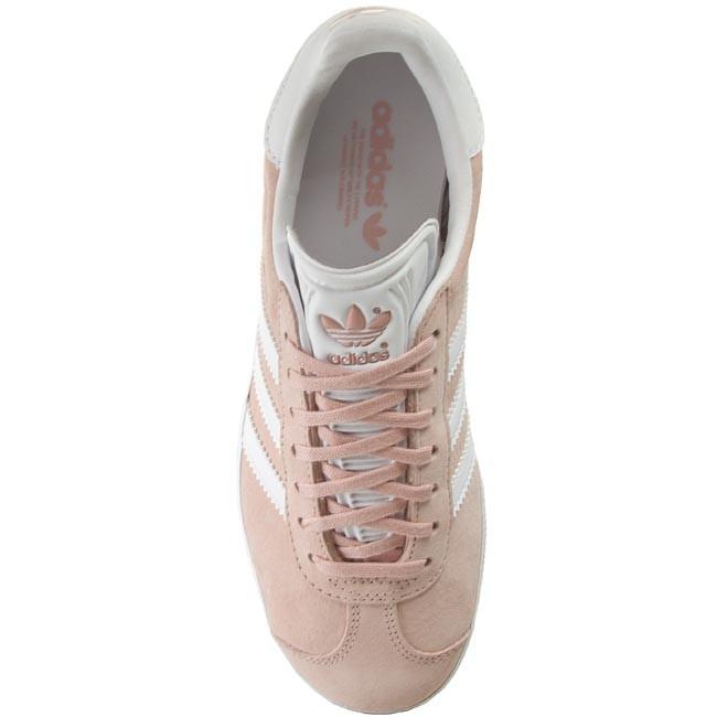adidas gazelle vappnk/wht/goldmet