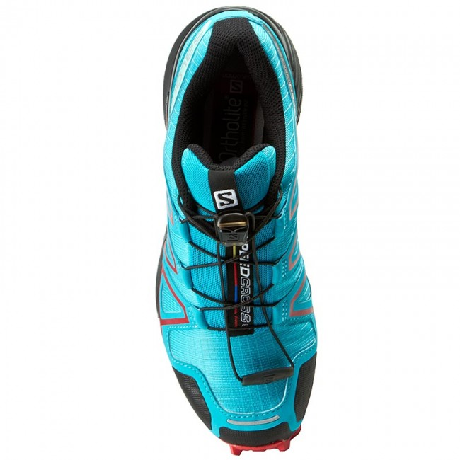 Shoes SALOMON - Speedcross 4 W 383102 20 V0 Blue Jay Black Infrared -  Outdoor - Running shoes - Sports shoes - Women s shoes - www.efootwear.eu 9c1a716b532