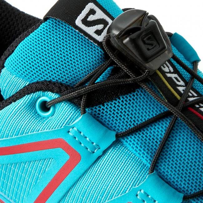 Shoes SALOMON - Speedcross 4 W 383102 20 V0 Blue Jay Black Infrared ... 4b79167c54c