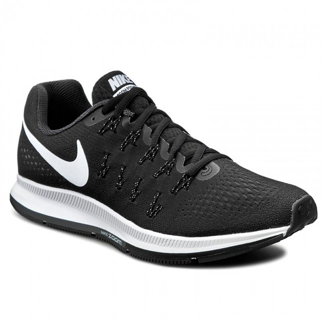 40908797f9c0 Shoes NIKE - Air Zoom Pegasus 33 831352 001 Black White Anthracite ...