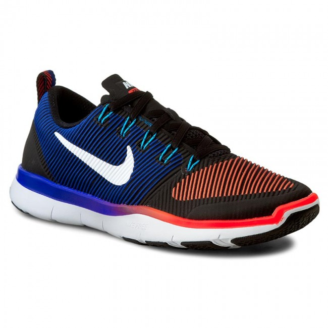 6c9427ae9842 Shoes NIKE - Free Train Versatility 833258 016 Black White Ttl ...