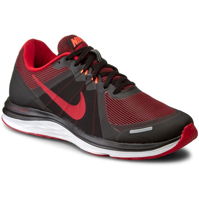 Shoes NIKE - Nike Dual Fusion X 2 819316 007 Blk/Unvrsty Rd/Ttl