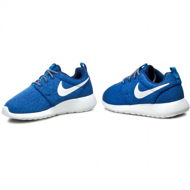 74946e9354da Shoes NIKE - Roshe Run 844994 400 Coastal Blue White Blue Spark ...