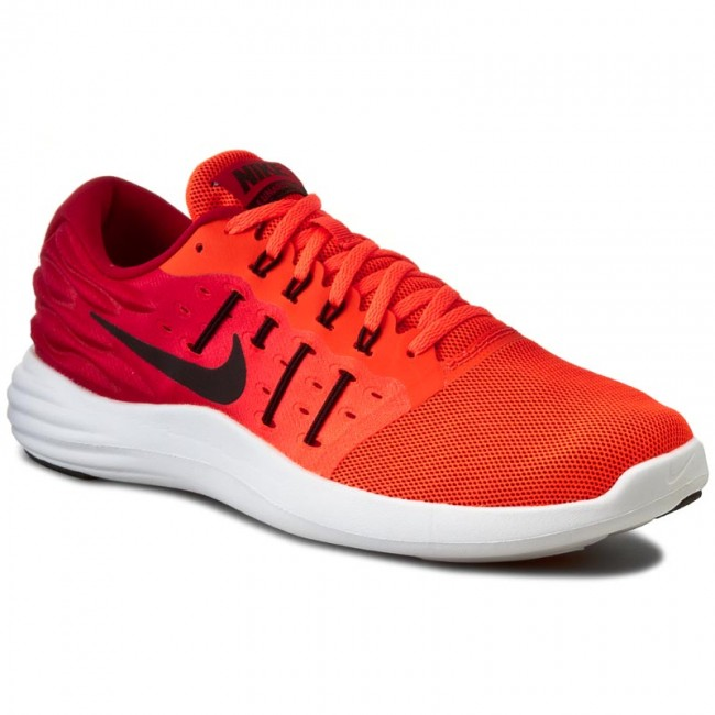 Top Shoes NIKE - Lunarstelos 844591 800 Total Crimson/Blk/Gym Rd/White  OW81