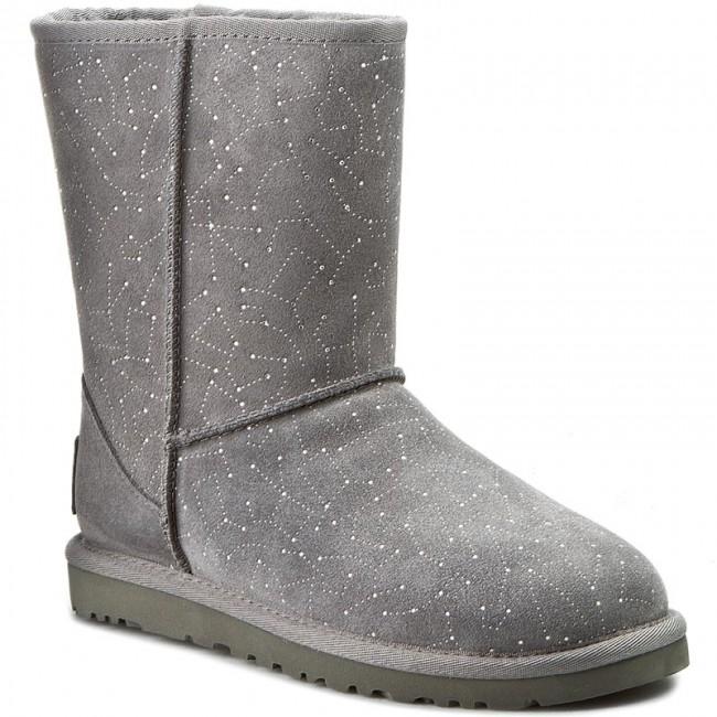 ugg boots Classic Mini grå