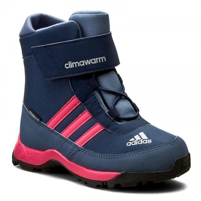 Snow Boots adidas - Cw Adisnow Cf Cp K AQ4130 Conavy Bahpnk Tecink ... 478f8da42d3