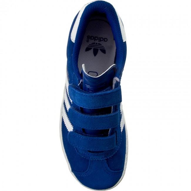 Shoes adidas Gazelle 2 Cf C BA9324 CroyalFtwwhtFtwwht