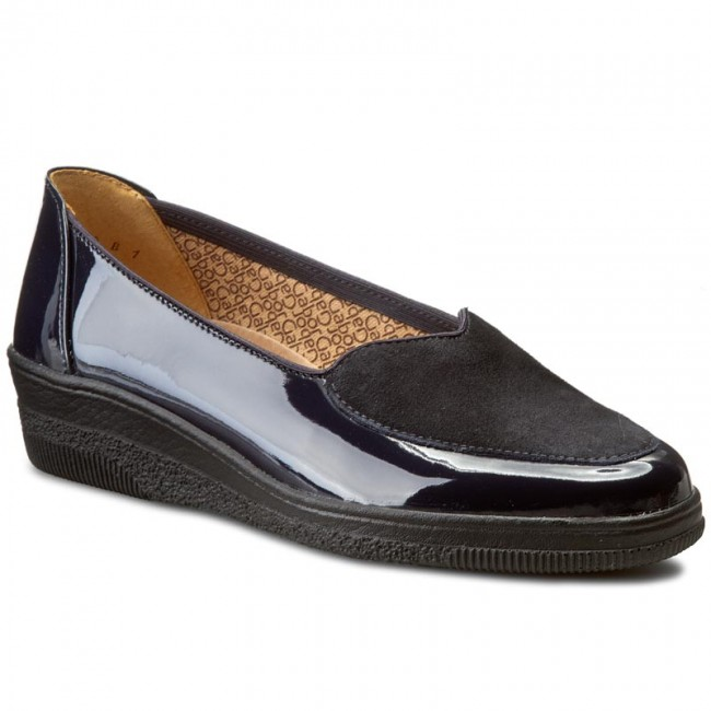 79260774e92 Shoes GABOR - 56.404.96 Ocean - Wedge-heeled shoes - Low shoes ...