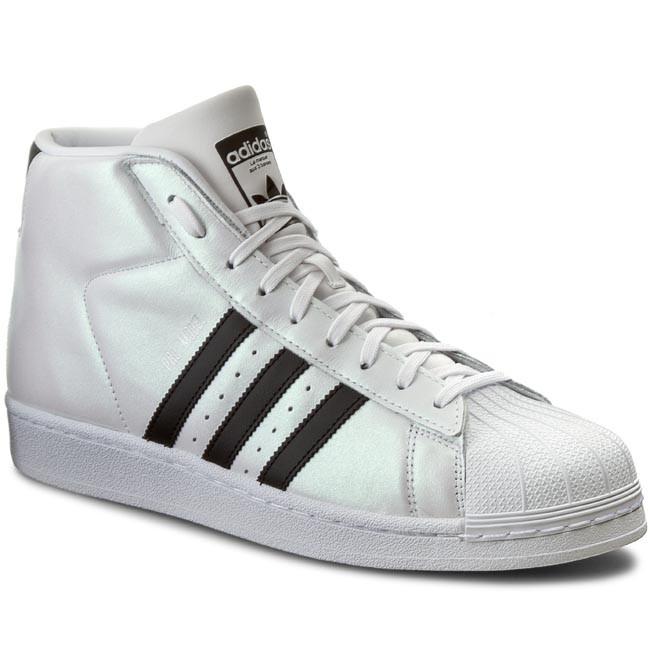 watch 424d5 22415 Shoes adidas - Promodel S75851 FtwwhtCblackCblack