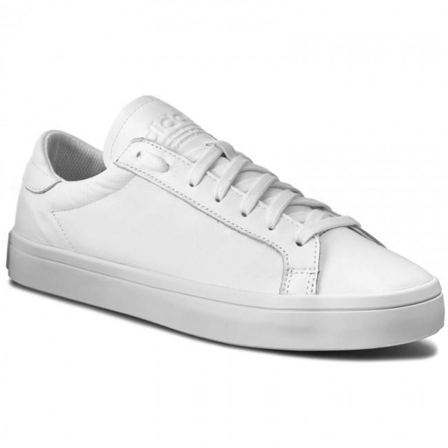 cbe35528e124c Shoes adidas - CourtVantage S76210 Ftwwht Ftwwht Ftwwht - Sneakers ...