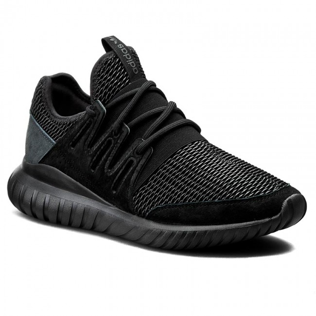Shoes adidas - Tubular Radial S76721 Cblack/Cblack/Dkgrey