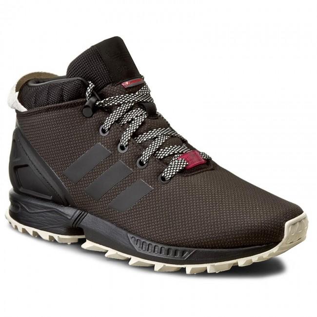 11edd67e4 Shoes adidas - Zx Flux 5 8 Tr S79741 Cblack Utiblk Cwhite - Sneakers ...