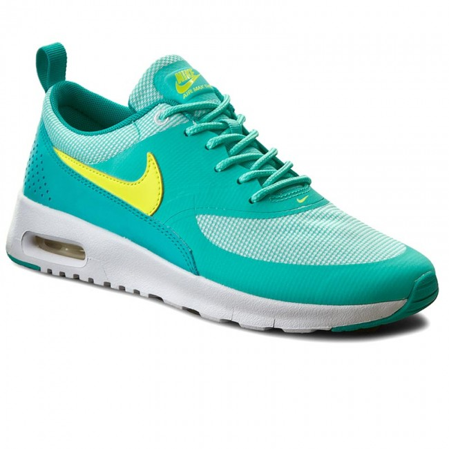 official photos 36a1d 2a445 Shoes NIKE - Air Max Thea (GS) 814444 300 Hyper Turq Volt Clr Jade ...
