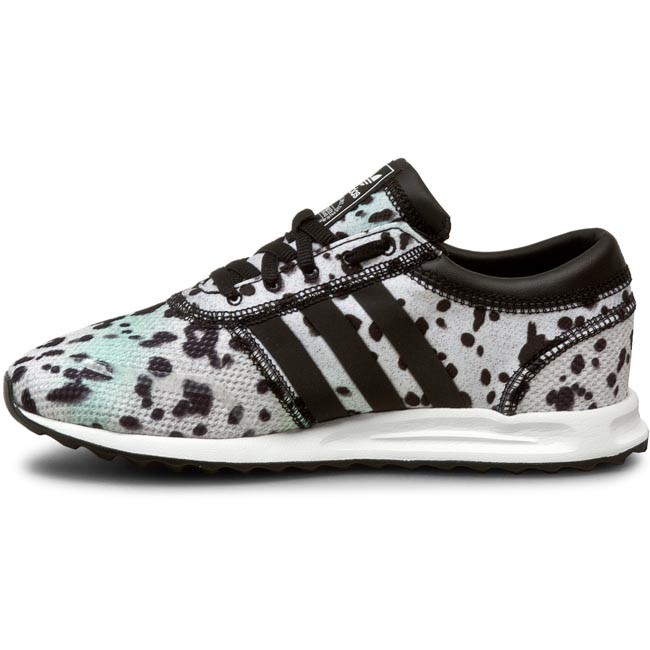 Adidas Angeles Cblackftwwht S80171 J Laced Shoes Los RqwBaaC