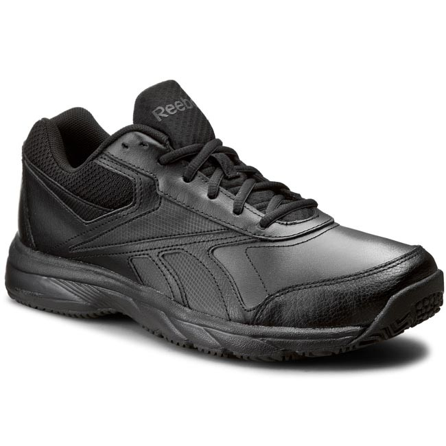 Shoes Reebok - Work N Cushion 2.0 V70621 Black Black - Fitness ... 437c314f7