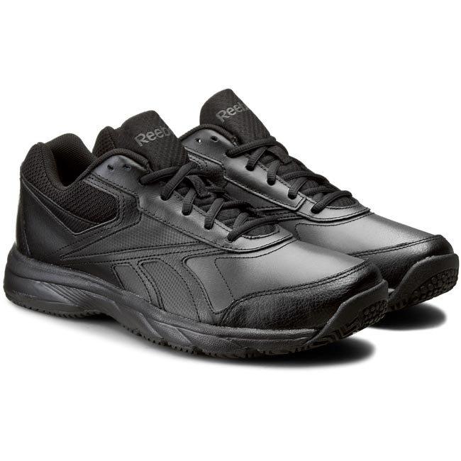 REEBOK WORK N Cushion KC 2.0 Men Sportschuhe Sneaker Klett