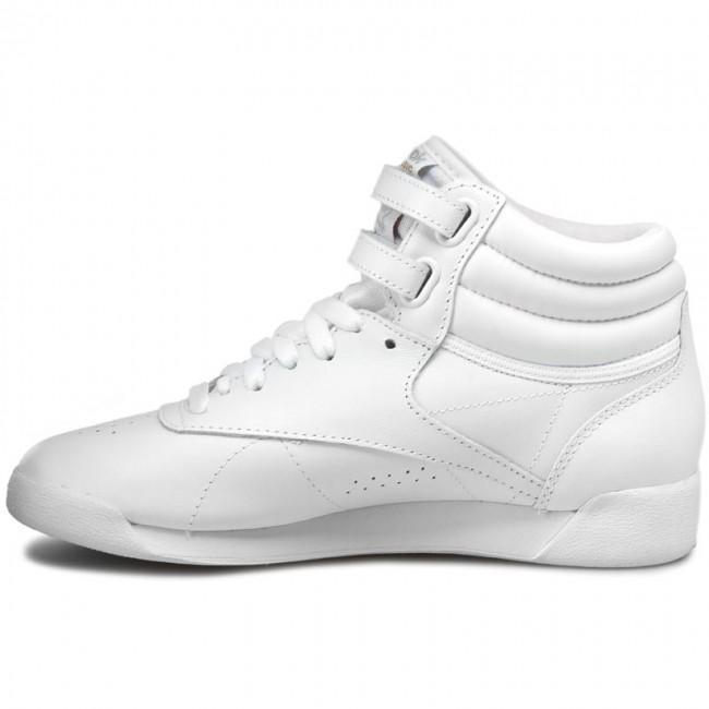 Shoes Reebok - F S Hi 2431 White Silver - Sneakers - Low shoes - Women s  shoes - www.efootwear.eu dcbdeecca