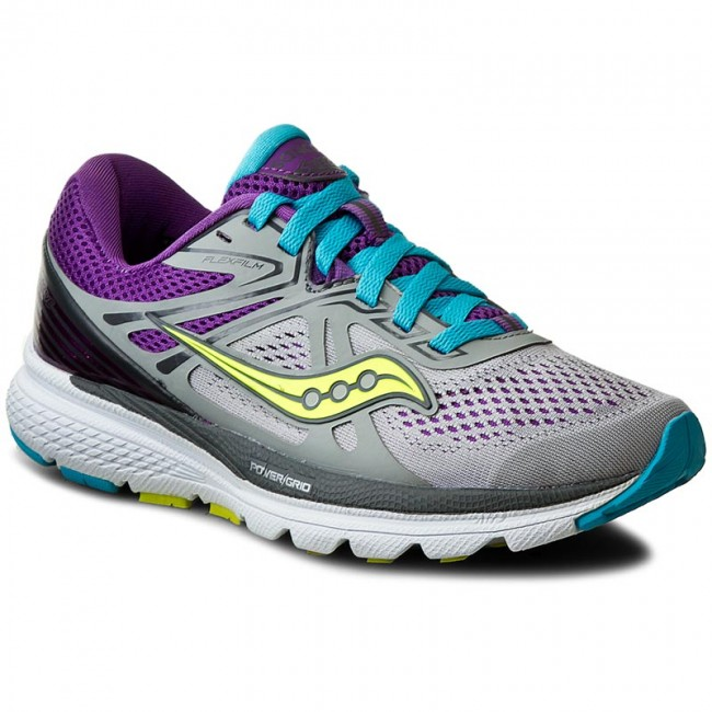 983585e5f Shoes SAUCONY - Swerve S10329-1 Gry/Pur/Blu - Indoor - Running shoes ...
