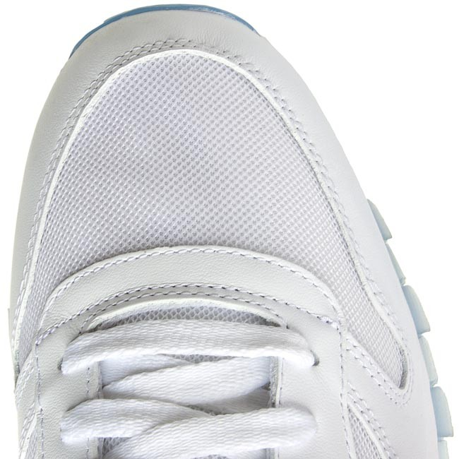 Shoes Reebok Cl Leather Bf AR1685 White Ice Casual Low